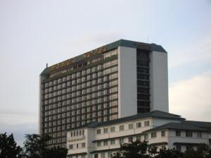 Manila Hotel,konon adalah Hotel tertua di Manila