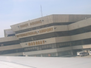 Ninoy Aquino International Airport, masih bagusan BSH kan...