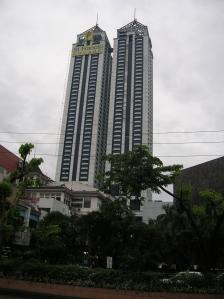 San Francis Square-Pasig City Manila